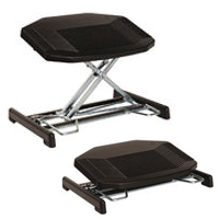 Delicieux Basic 952 Front Activated Height Adjustable Footrest