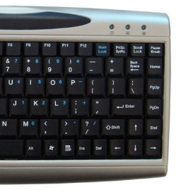 Scissor Switch Compact Keyboard