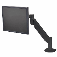 Deluxe LCD Monitor Mount with Internal Cable Management